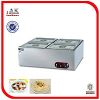 Stainless Steel Counter Top Electric Bain Marie (Eh-4)