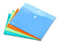 Perfect Binding Plastic File Folder