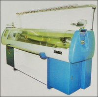 High Speed Flat Kniting Machine