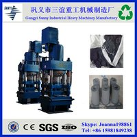 Sponge Iron Briquetting Press Machine For The Dri Production Line
