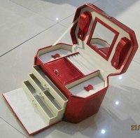 Fancy PU Jewelry Box