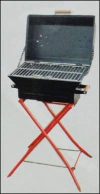 Barbeque Family Range With Hood