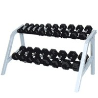 Dumbbells With Stand