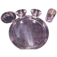 Classic Silver Dinner Set