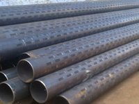 Excellent Finish Slotted Pipe