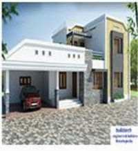 Residential Bungalows Construction Service