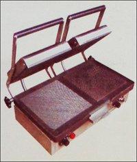 Industrial Sandwich Griller Machine