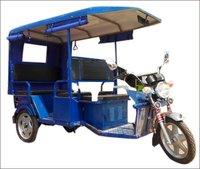 Battery Operating Rickshaw