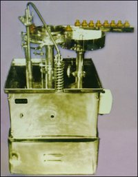 Rotary Vial Filling Machine