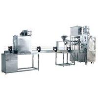 Mineral Water Bottle Filling Machine<