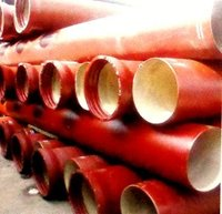 Ductile Iron(Di) Pipes