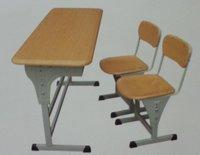 Wooden School Bench (Flexi-D)