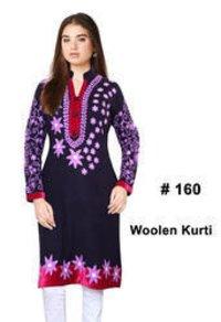 Shrinkage Free Woolen Kurtis