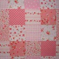 Cotton Patchwork Fabric