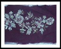 Sequin Thread Work Fabric
