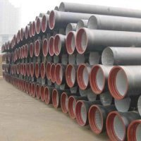 Ductile Iron (Di) Pipes