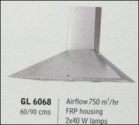 Kitchen Chimney Hood Gl 6068