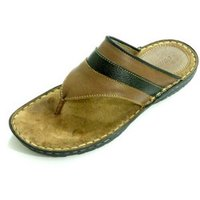 Leather Gents Chappals