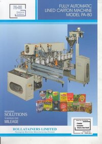 Spices Box Packing Machine