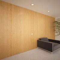 Wooden Partition<