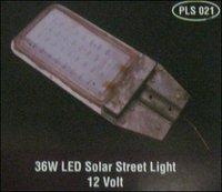 36w Led Solar Street Light