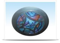 Industrial Designer Stained Glass