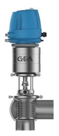 Single Seat Shut Off Valve Type N With Stainless Steel Bellow