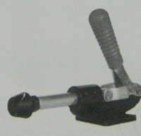 Centre Base Push/Pull Action Toggle Clamp