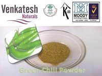 Spray Dried Green Chili Powder