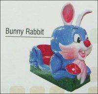 Kids Rides Bunny Rabbit