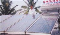 Powerful Solar Water Heaters
