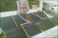 Solar Hot Water Storage Tank-2000 Lpd