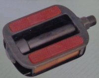 Plastic Bicycle Pedal With Pvc Casing