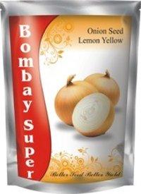 Lemon Yellow Onion Seed