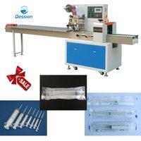 Syringe, Injector Packaging Machine