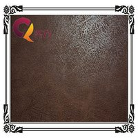 Yang Buck PU Synthetic Leather For Shoes