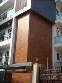 Exterior Wall Cladding - Manufacturers, Dealers and Exporters