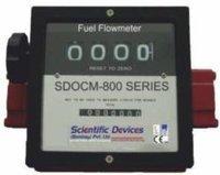 Mechanical Fuel Flow Meter