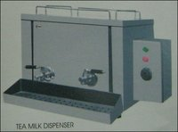Tea And Milk Dispenser