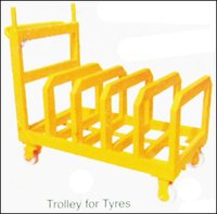 Trolley For Tyres