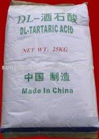 Dl-Tartaric Acid