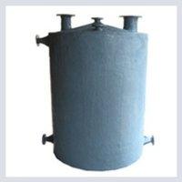 Fiber Glass Chemical Storage Tanks