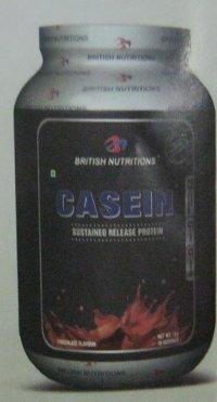Casein Sustained Release Protein Supplement