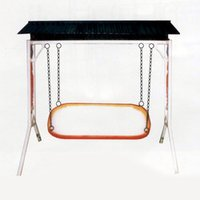 Two Seater Family Playground Swing