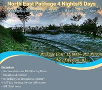 North East Tour Package Services