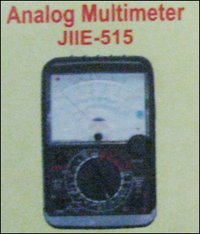 Analog Multimeter (Jiie-515)
