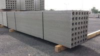 Precast Hollow Core Concrete Partition Walls Replacing Brick