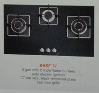 Three Burner Gas Stove (Khsf-77)