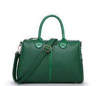 Green Fashion Handbag