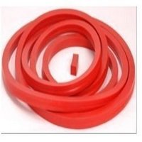 Red Silicon Rubber Gasket